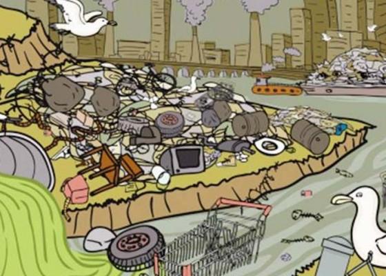 Nusabali.com - dkp-dukung-pararemkan-pembuang-sampah-ilegal