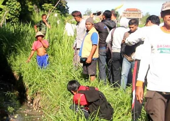 Nusabali.com - petani-protes-pembuang-limbah
