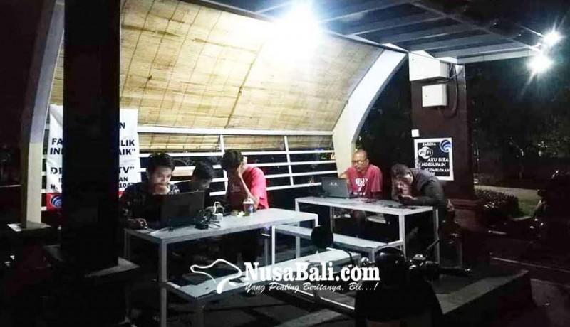 www.nusabali.com-wifi-corner-di-tabanan-dinonaktifkan