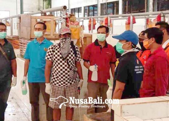 Nusabali.com - bpbd-gelar-penyemprotan-serentak