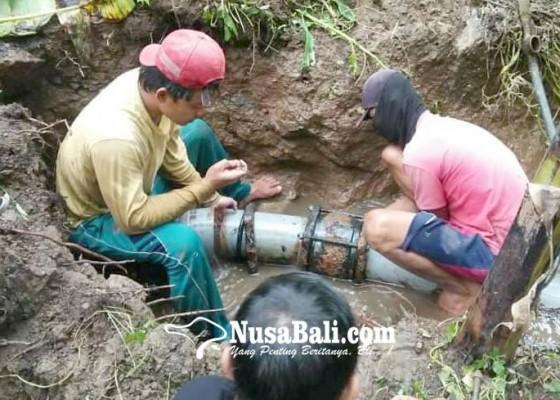 Nusabali.com - air-pdam-bangli-ngadat