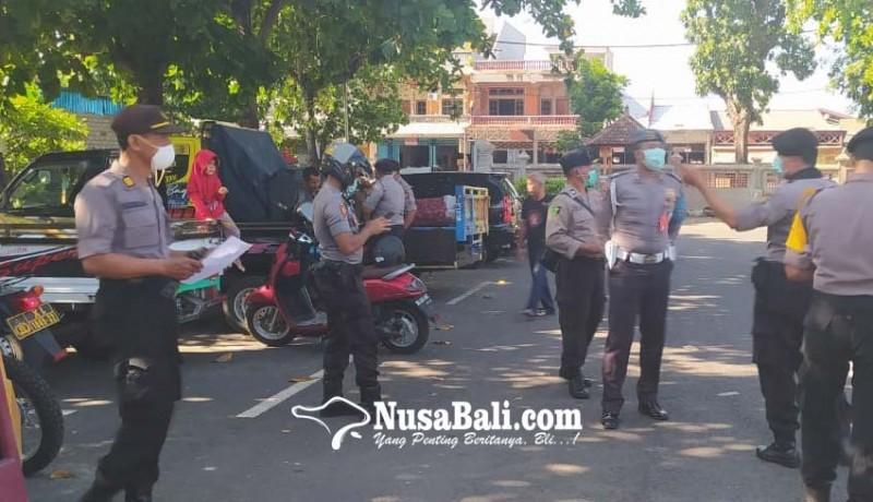 www.nusabali.com-polisi-gencar-halau-keramaian-warga