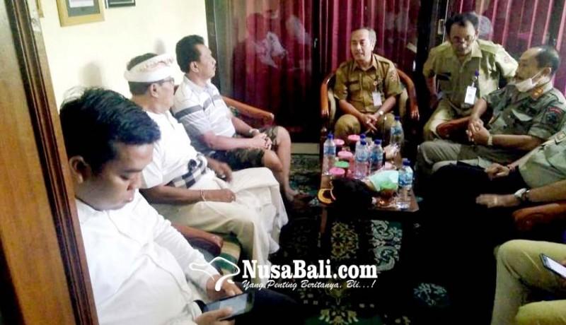 www.nusabali.com-banjar-adat-di-sangsit-pastikan-batal-arak-ogoh-ogoh