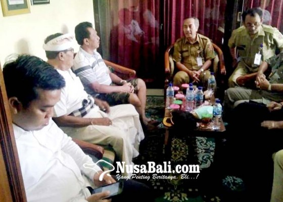 Nusabali.com - banjar-adat-di-sangsit-pastikan-batal-arak-ogoh-ogoh