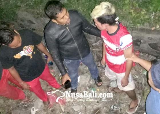 Nusabali.com - simpan-351-gram-shabu-pengedar-diringkus