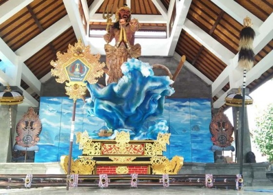 Nusabali.com - lomba-ogoh-ogoh-di-klungkung-tanpa-diarak