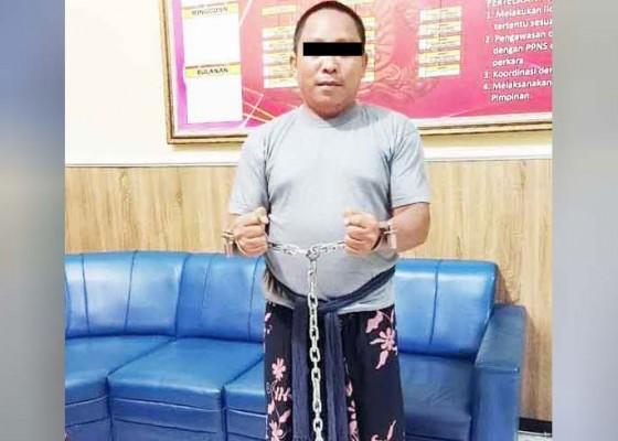 Nusabali.com - pria-mengaku-advokat-ditangkap