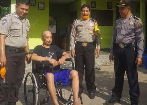 Nusabali.com - polisi-mendadak-lumpuh-saat-tugas