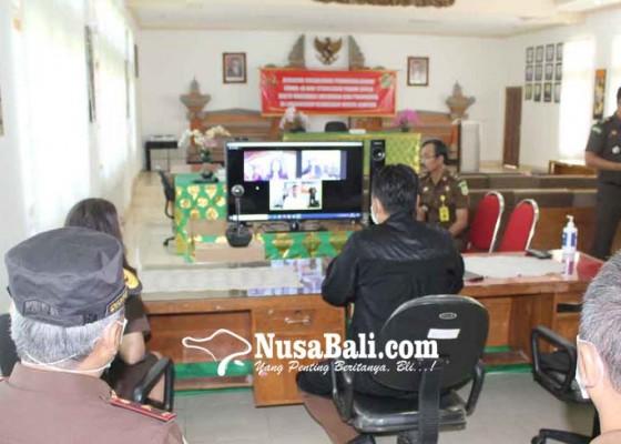 Nusabali.com - pn-gianyar-pn-bangli-terapkan-sidang-secara-online