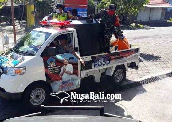 Nusabali.com - perangkat-desa-potong-gaji-50-untuk-beli-disinfektan