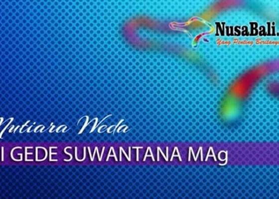 Nusabali.com - mutiara-weda-wabah-dan-kesadaran