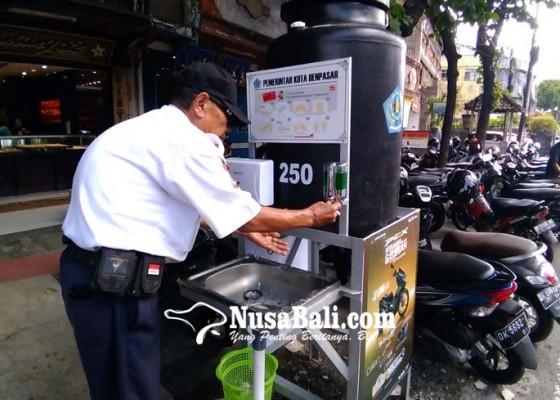 Nusabali.com - puluhan-wastafel-portable-disebar-di-34-titik