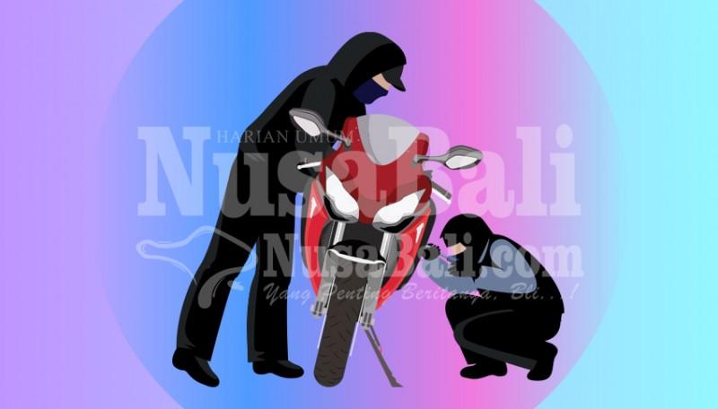 www.nusabali.com-curi-motor-sahabat-pegawai-kafe-digulung