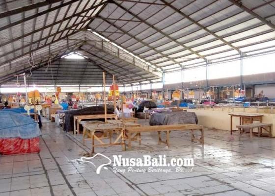 Nusabali.com - target-retribusi-pasar-terancam-tidak-terealisasi