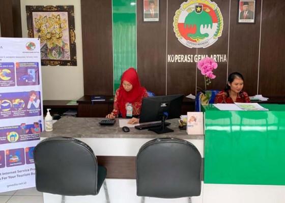 Nusabali.com - gmedia-aktif-sebar-informasi-soal-covid-19