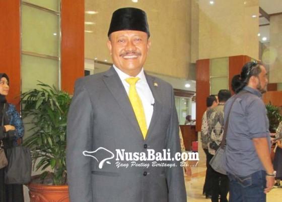 Nusabali.com - demer-berbagi-tugas-pimpin-rapat-virtual-komisi-vi-dpr-ri