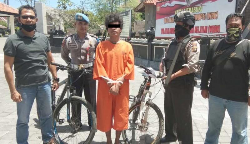 www.nusabali.com-residivis-kepergok-maling-sepeda-di-aspol-sanglah