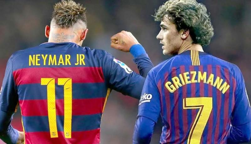 www.nusabali.com-barcelona-siap-tukarkan-griezmann-dengan-neymar