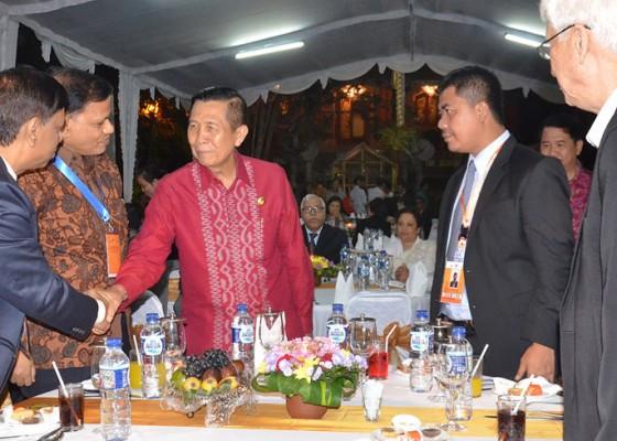 Nusabali.com - anggota-forum-kpu-se-asia-kumpul-di-bali