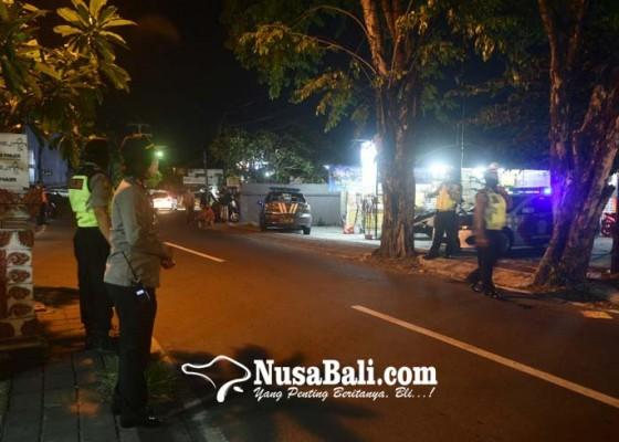 Nusabali.com - karantina-wilayah-kelurahan-panjer-dilarang-menggunakan-road-barrier