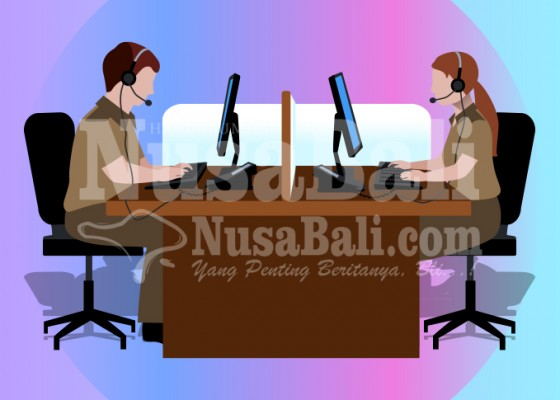 Nusabali.com - work-from-home-14-aduan-masuk-ke-dkpp