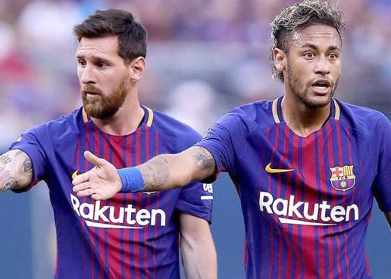 Nusabali.com - bareng-messi-neymar-dinilai-siap-pimpin-skuat-barcelona