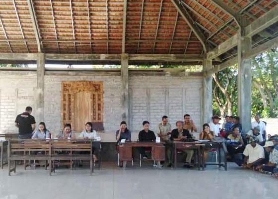 Nusabali.com - pendistribusian-kartu-tani-ditunda