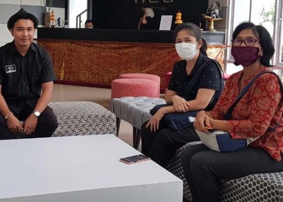 Nusabali.com - 100-kamar-hotel-untuk-tim-medis-rsud-wangaya