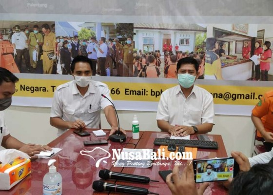 Nusabali.com - 2-warga-jembrana-terkonfirmasi-positif-covid-19