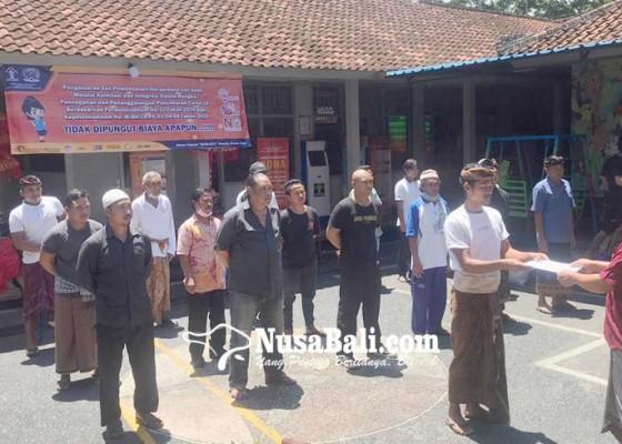 Nusabali.com - bapas-denpasar-awasi-263-napi-asimilasi
