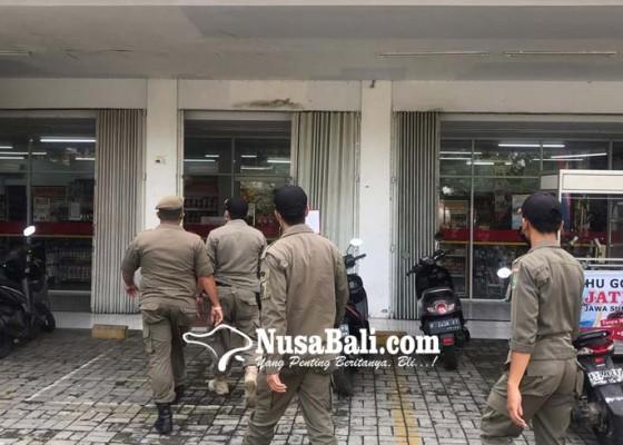 Nusabali.com - sejumlah-toko-modern-tak-patuhi-instruksi