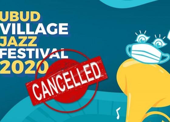 Nusabali.com - ubud-village-jazz-festival-2020-dibatalkan