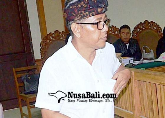 Nusabali.com - berstatus-odp-anggota-dewan-mangkir-sidang