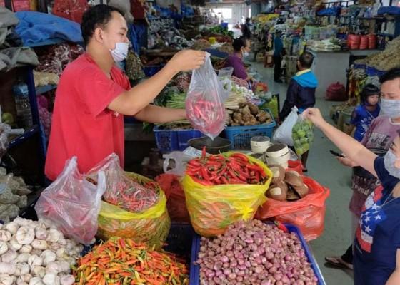 Nusabali.com - harga-kebutuhan-pokok-stabil
