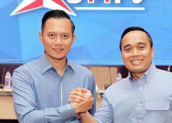 Nusabali.com - ahy-umumkan-kabinet-dpp-demokrat
