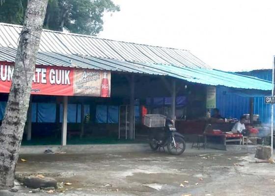 Nusabali.com - desa-adat-sangeh-imbau-pedagang-tidak-melayani-pelanggan-di-tempat