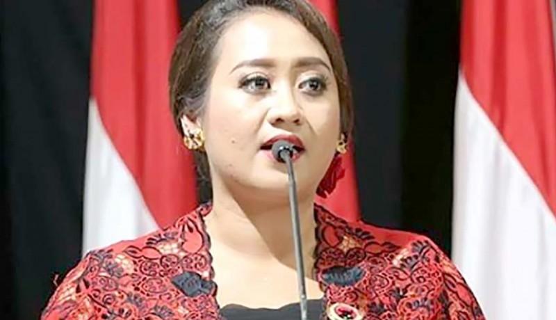 www.nusabali.com-diah-srikandi-ketua-komisi-iii-dprd-bali