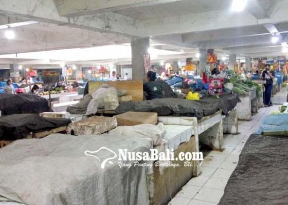 Nusabali.com - pasar-kidul-mendadak-sepi