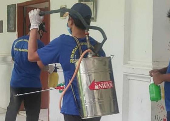 Nusabali.com - napi-rutan-klungkung-semprot-panti-asuhan