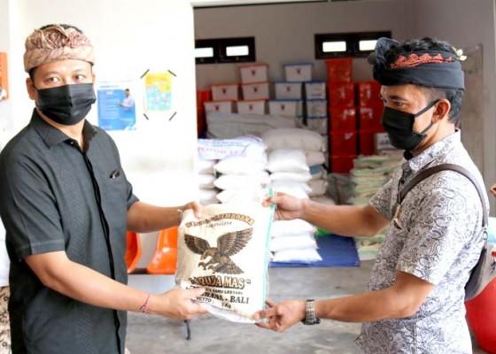 Nusabali.com - pemkab-jembrana-kembali-salurkan-bantuan-sembako