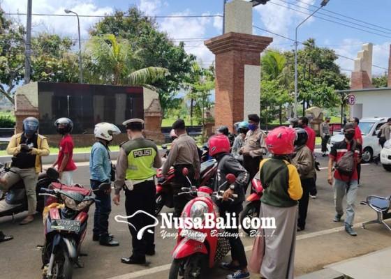 Nusabali.com - hari-pertama-kemarin-465-pemudik-dikembalikan