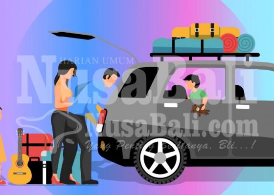 Nusabali.com - larangan-mudik-satgas-pantau-terminal