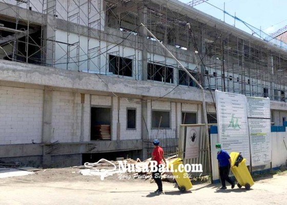 Nusabali.com - pembangunan-gedung-baru-rsd-mangusada-jalan-terus