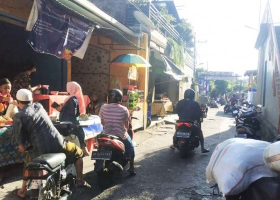Nusabali.com - pasar-ramadhan-ditiadakan