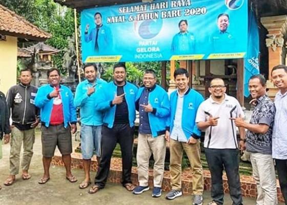 Nusabali.com - dipimpin-jero-lena-dpd-partai-gelora-bangli-siap-tarung-di-pemilu-2024