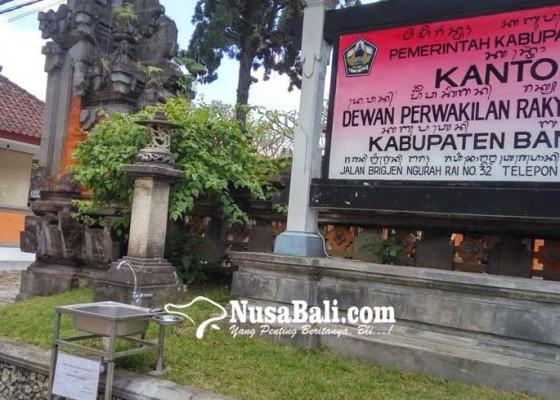 Nusabali.com - dprd-bangli-sering-kehilangan-sabun