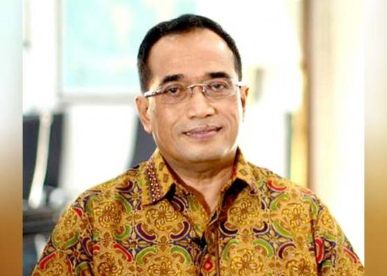 Nusabali.com - sembuh-menhub-budi-karya-mulai-beraktivitas