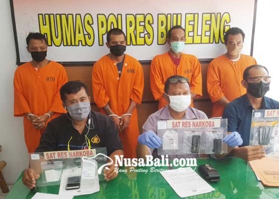 Nusabali.com - biar-kuat-begadang-satgas-desa-konsumsi-sabhu