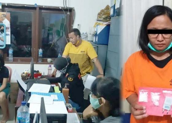 Nusabali.com - selundupkan-shabu-sipir-lp-ditangkap