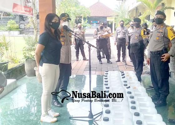Nusabali.com - unud-produksi-disinfektan-yang-aman-untuk-kulit-dan-mata